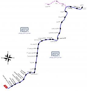 خط 3 متروی تهران (از آزادگان تا میدان اول شهرک قائم)